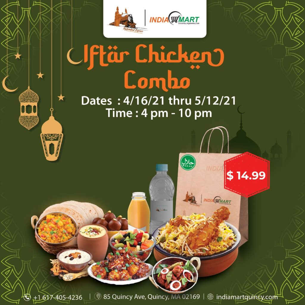 Iftar Chicken Combo
